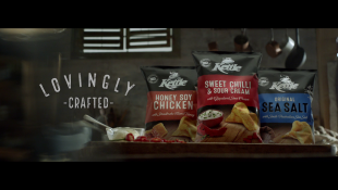 Ben Maters Kettle commercial