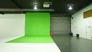 Tasty Studios, a custom built film studio